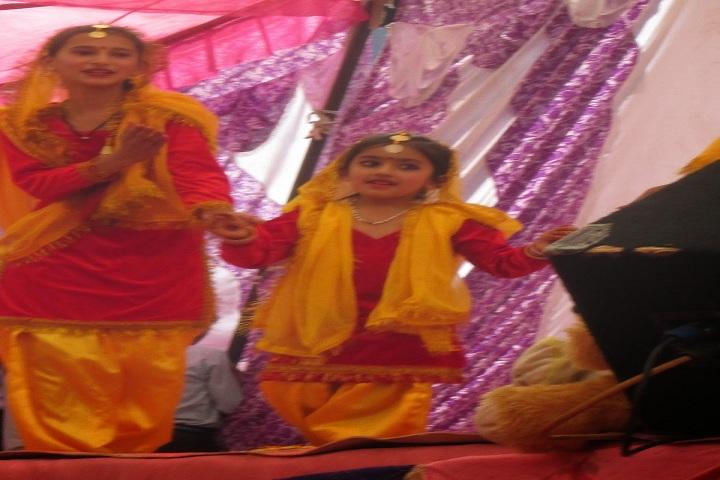 Gurukul Peach Valley International School-Kids