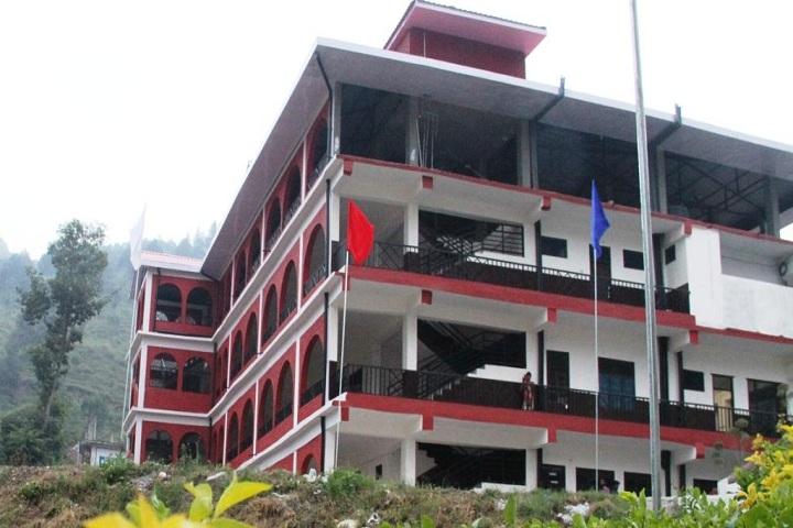 Gurukul Peach Valley International School Rajgarh-Campus-View1