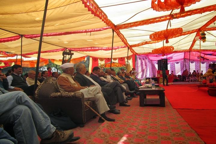 Gurukul Peach Valley International School Rajgarh-Seminar