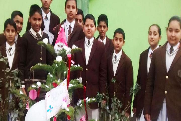 Gurukul Public School-Events2