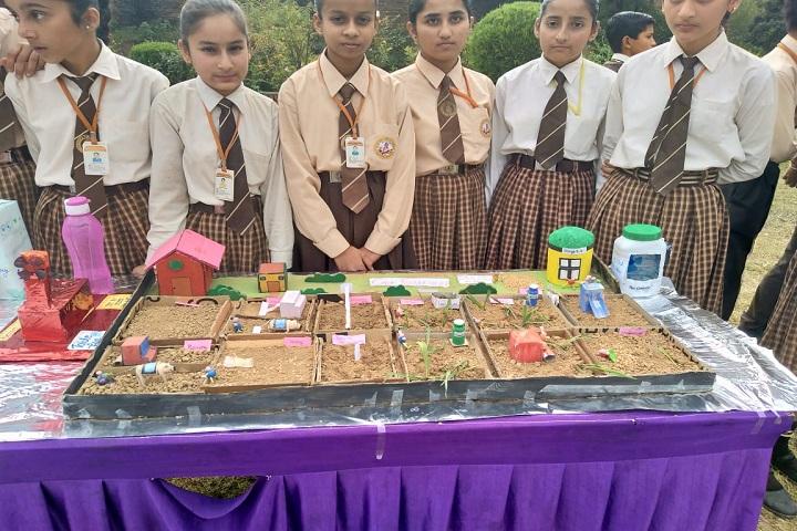 Gurukul Public School-Exhibition