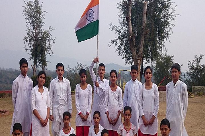 Gurukul Public School-Republic Day