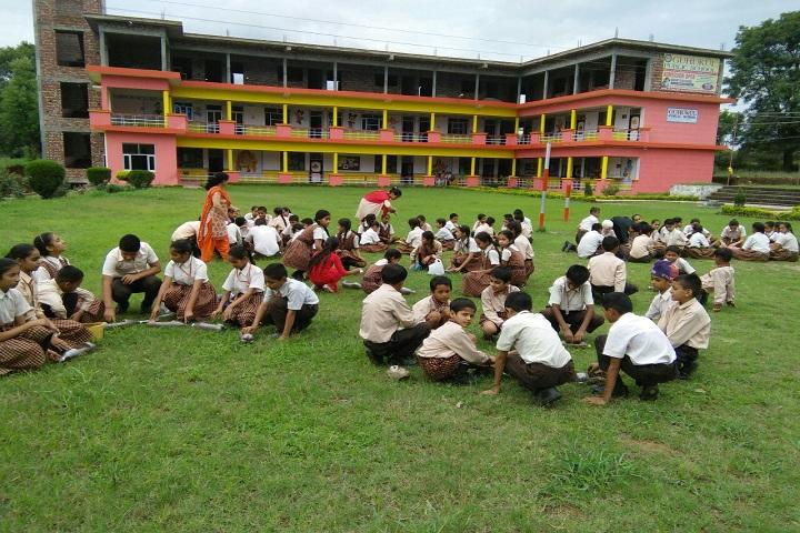 Gurukul Public School-Students