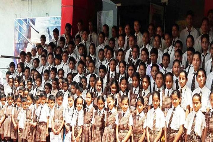 Gurukul Public School-Students1