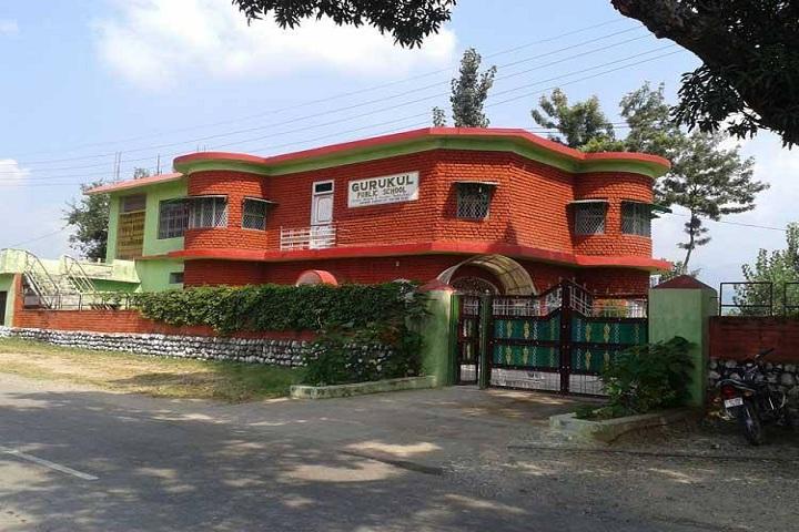 Gurukul Public School-Campus-View