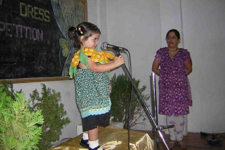 Highland Public School-Singing-Competition