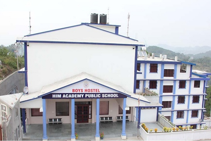 Him Academy Public School-Boys Hostel