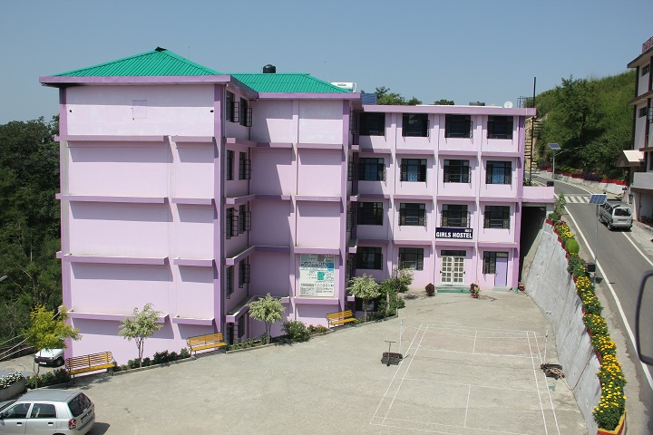 Him Academy Public School-Girls Hostel
