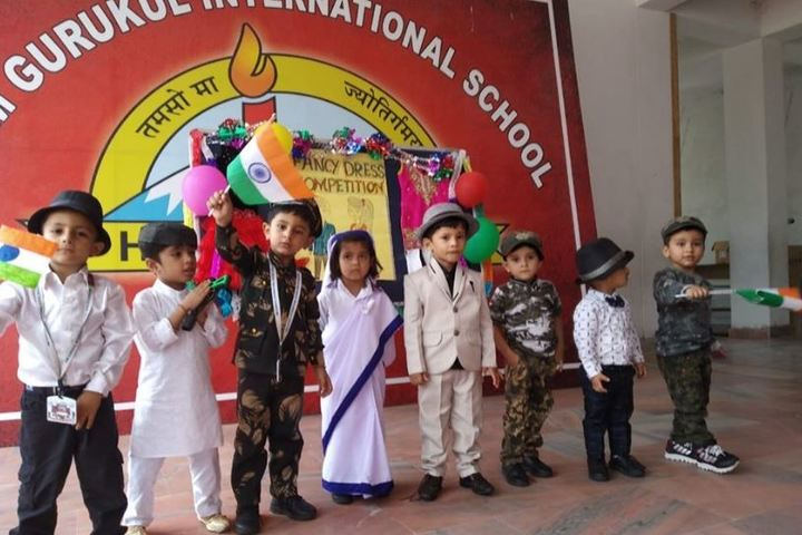 Him Gurukul International School-Fancy Dress