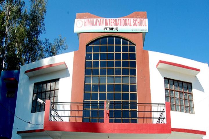 Himalayan International School-Campus View