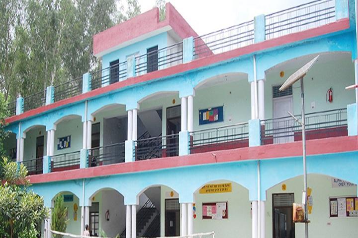 Himalayan International School-School Building