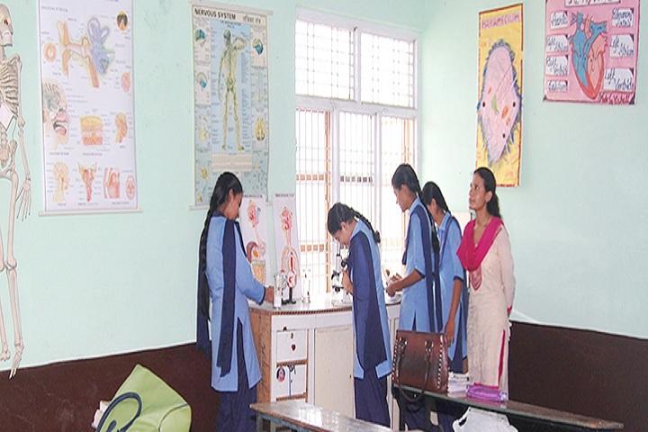 Himalayan International School-Science Lab