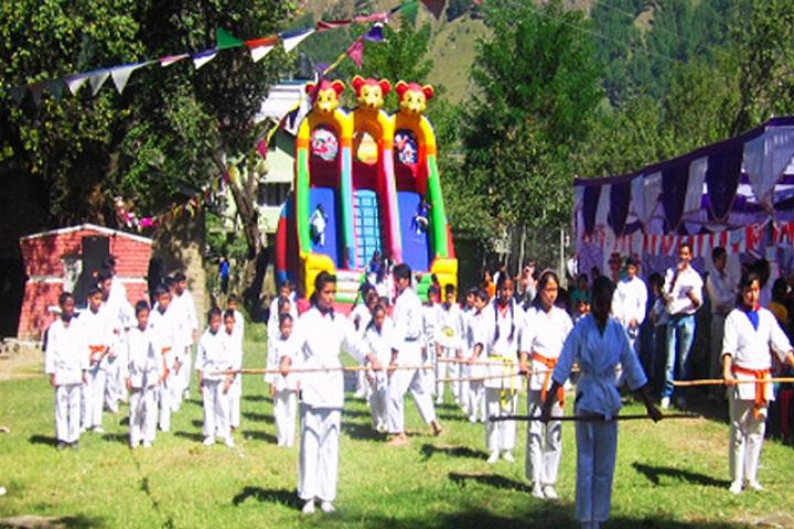 Holy Angels School-Karate
