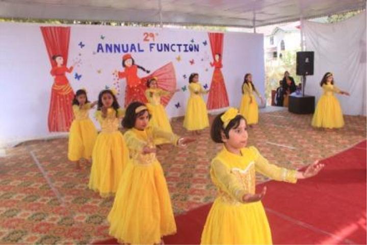 IB DAV Public School-Annual Day