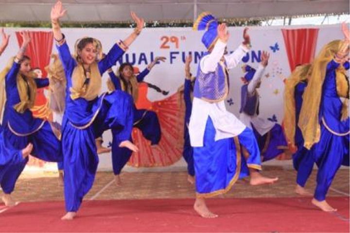 IB DAV Public School-Dance