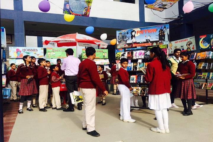 IB DAV Public School-Book Store