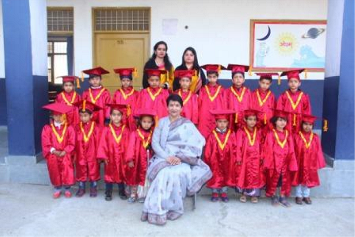 IB DAV Public School-Graduation Ceremony
