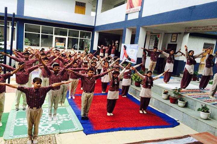 IB DAV Public School-Others
