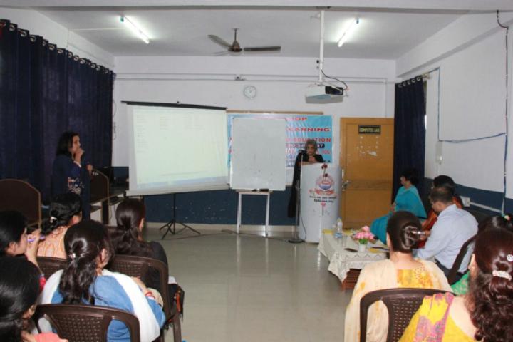 IB DAV Public School-Workshop