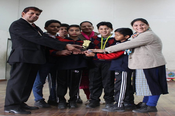 Indus Global School-Achievement