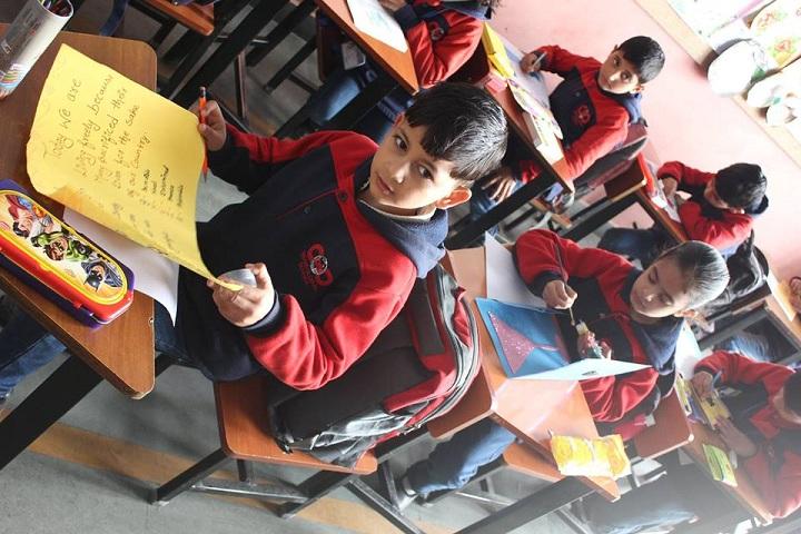 Indus Global School-Art Craft