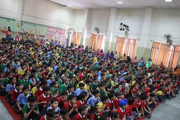 Indus Global School-Auditorium