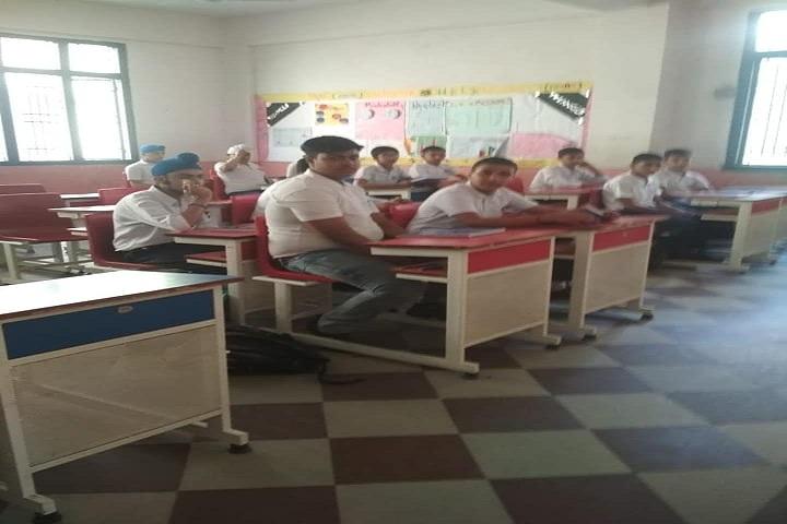 Indus Global School-Classroom