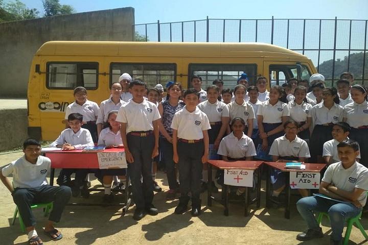Indus Global School-Medical Facility