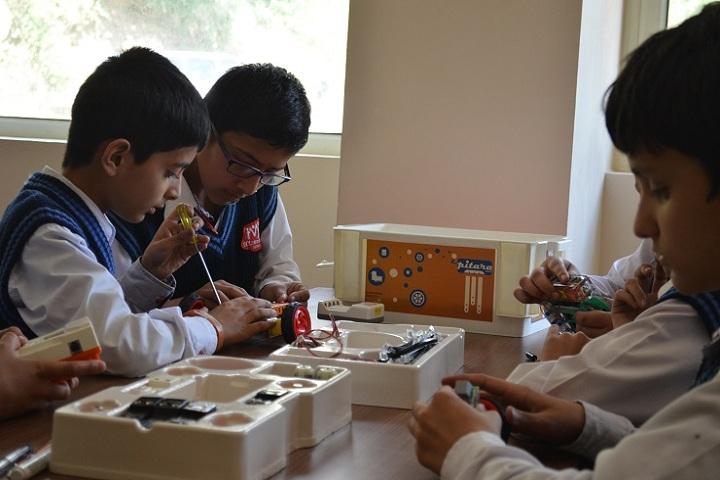 Ivy International School-Lab
