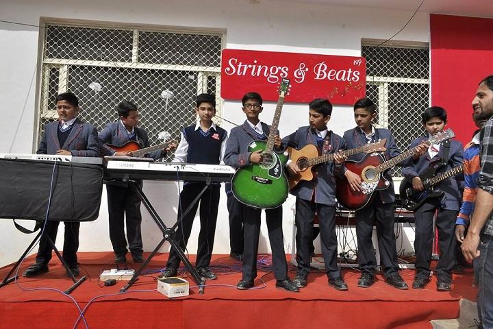 Ivy International School-Music Competition