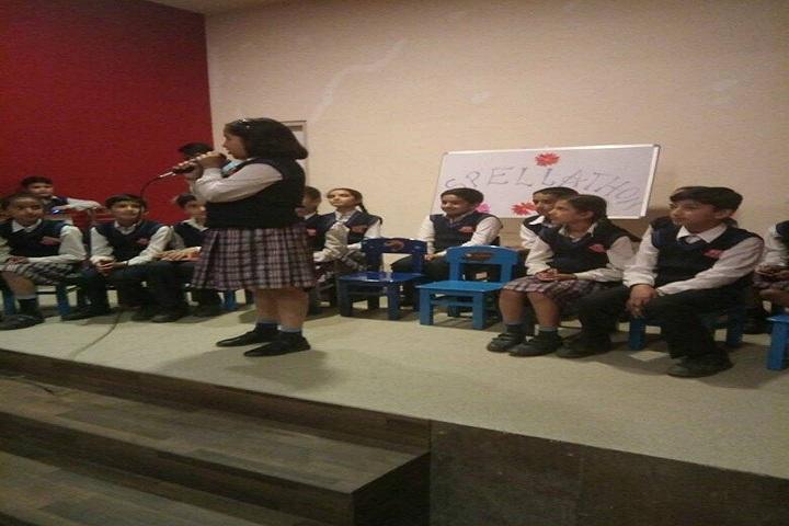 Ivy International School-Singing