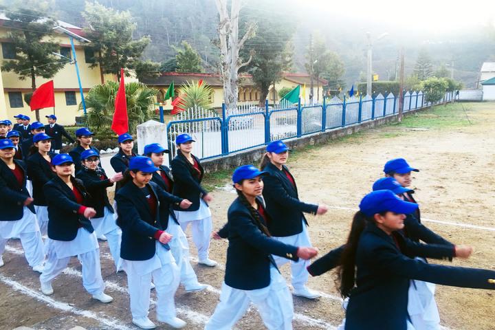Jawahar Navodaya Vidyalaya-Republic Day1