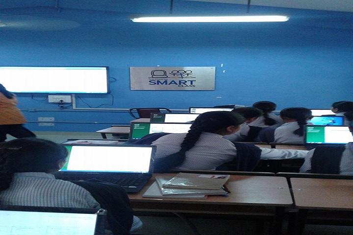 Jawahar Navodaya Vidyalaya-Smart-Classroom