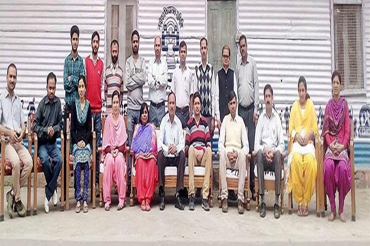 Jawahar Navodaya Vidyalaya-Staff