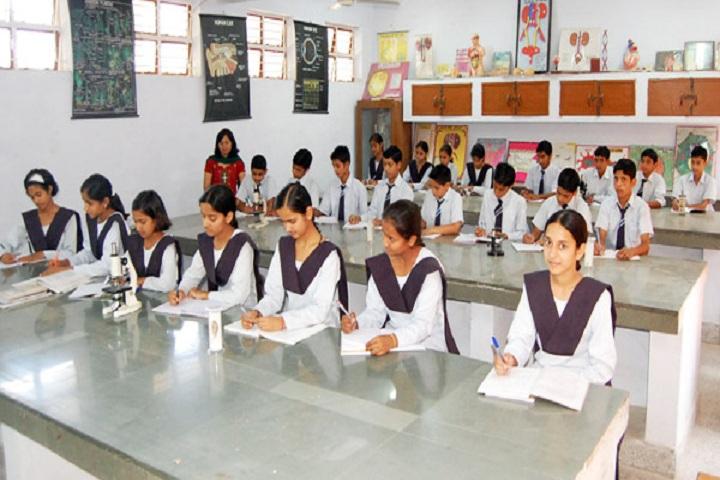 Jawahar Navodaya Vidyalaya-Geography Lab