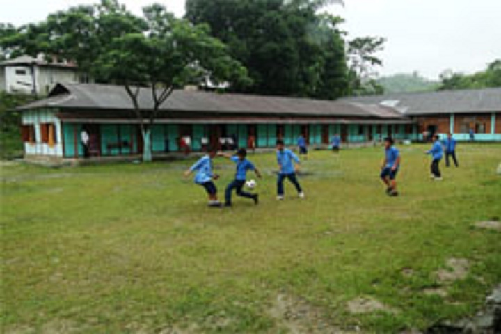 Oju Mission School-Sports