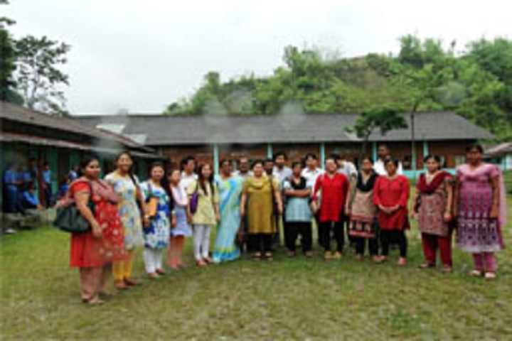 Oju Mission School-Staff