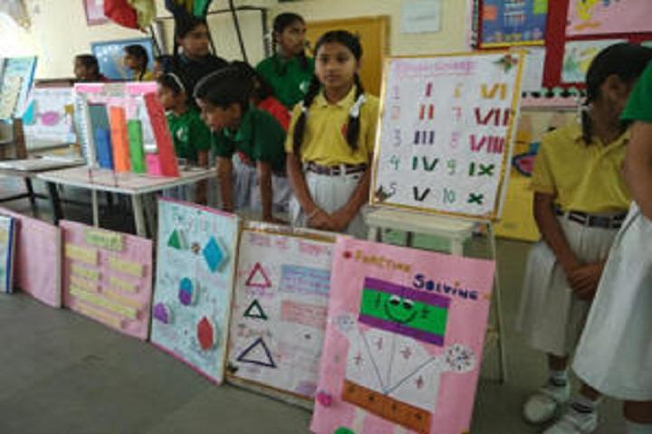 K C Public School-Activities