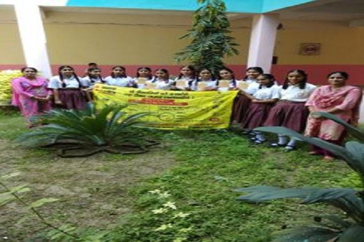 K C Public School-Environment