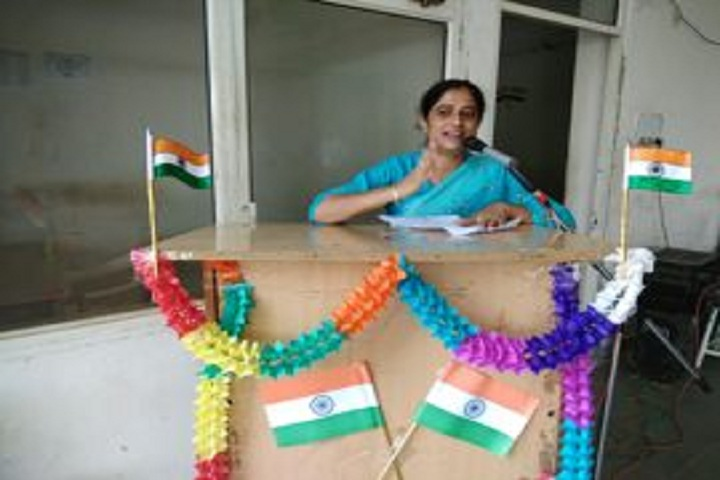 K C Public School-Independence-Day
