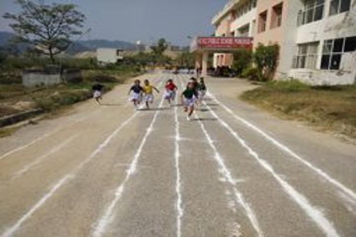 K C Public School-Sports