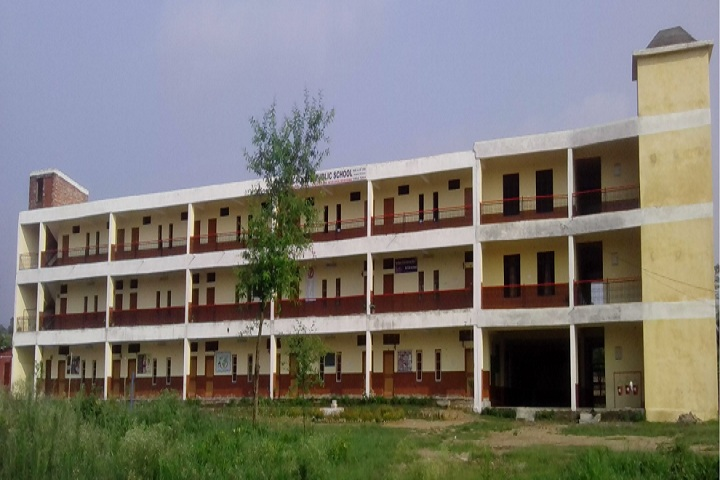 K Scholars Public School-Campus View