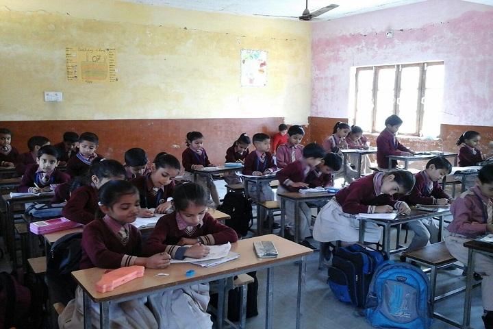 K Scholars Public School-Classroom