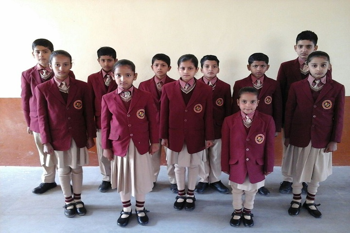 K Scholars Public School-Student Photo