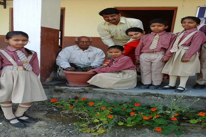 K Scholars Public School-Tree Plantation