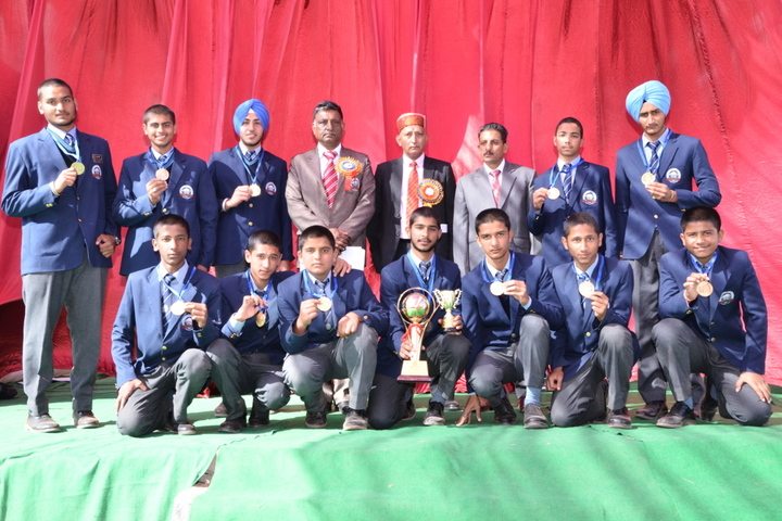 Kasauli International Public School-Achievement