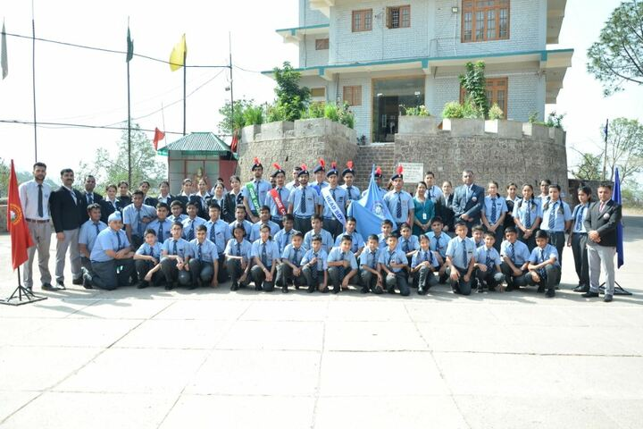 Kasauli International Public School-Students