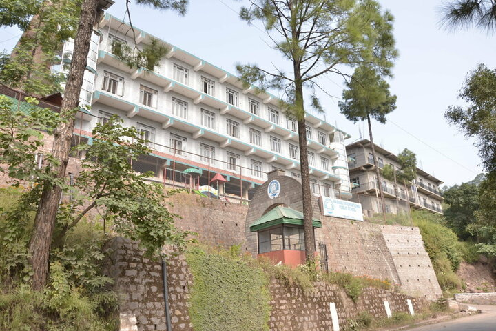 Kasauli International Public School-School View
