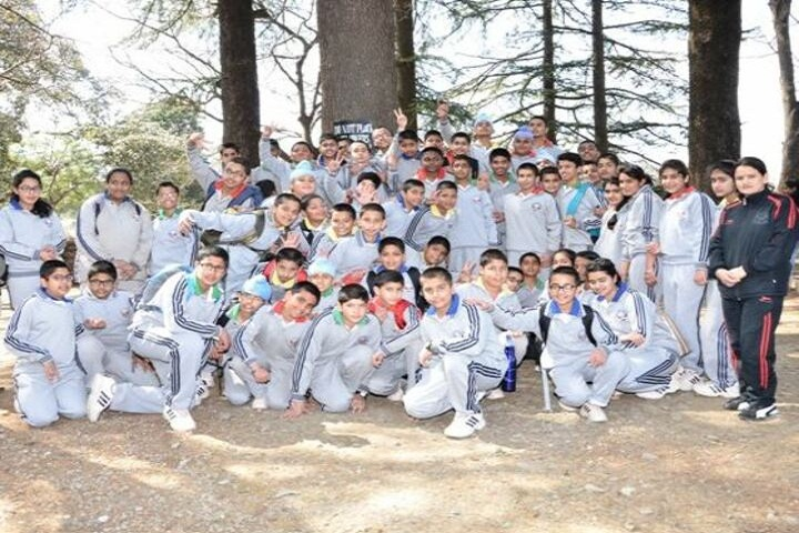 Kasauli International Public School-Excursion