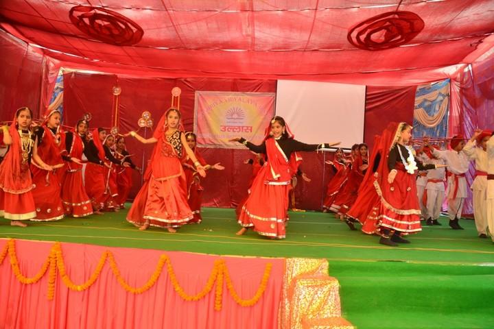Kendriya Vidyalaya-Cultural Fest